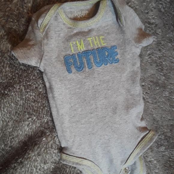 Carter's Other - Newborn Onsie